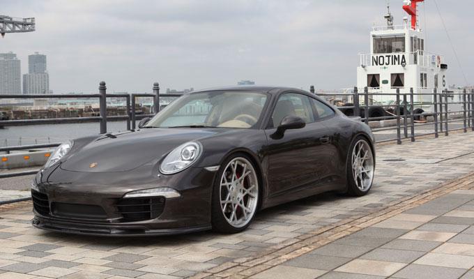 Kohlenstoff For Porsche 991 Carrera S Kohlenstoff