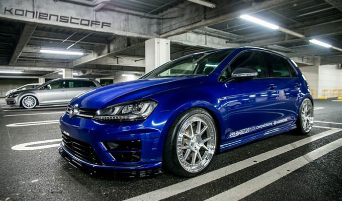 kohlenstoff front lip for vw golf7r modifying your golf r mk7 vwroc vw r owners club. Black Bedroom Furniture Sets. Home Design Ideas